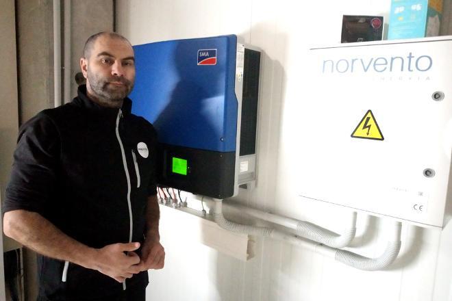 Apuesta por las energías limpias: Quesería Prestes prevé producir la mayor parte de la electricidad que consume mediante placas fotovoltaicas